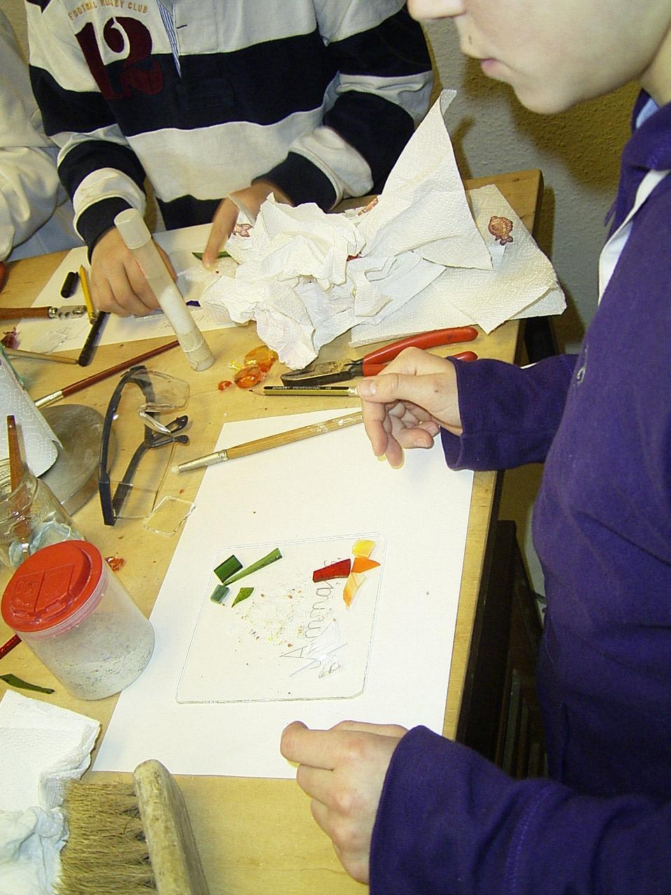 Kreativer Kindergeburtstag für Kinder ab 5 Jahren