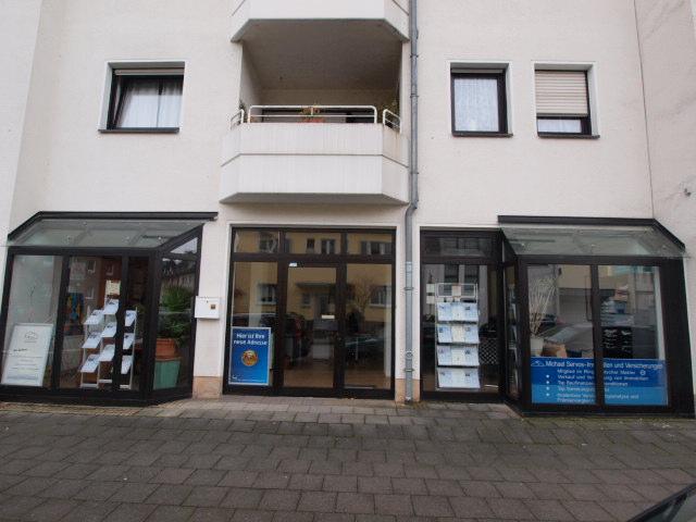 Eingang Rommerscheider Straße 1