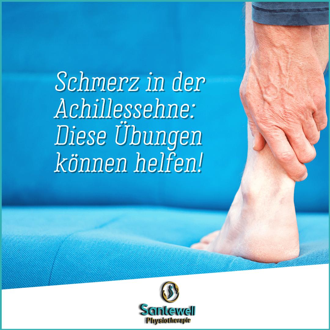 Achillessehnenprobleme!