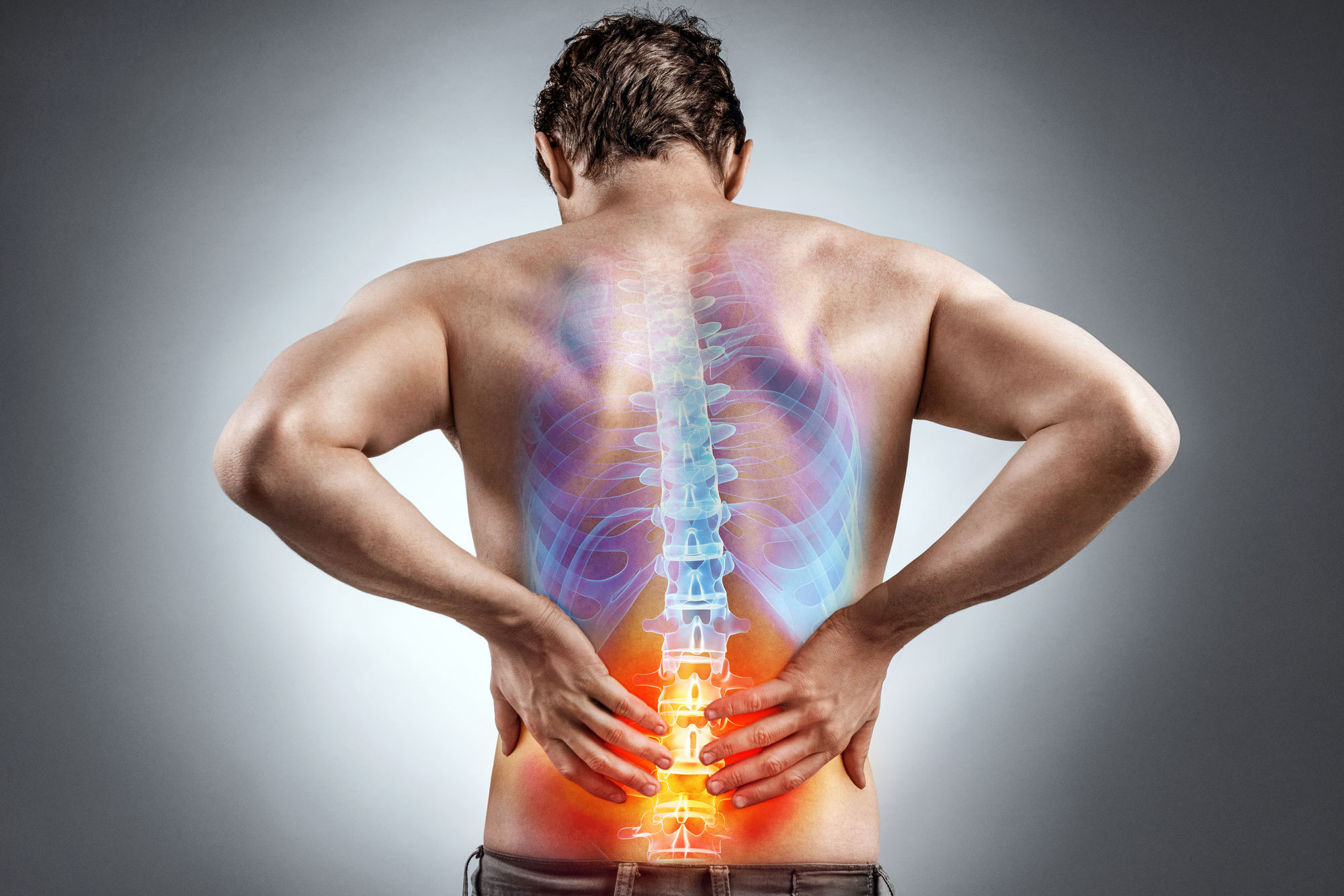 Physiotherapie Santewell erklärt Rückenschmerzen!