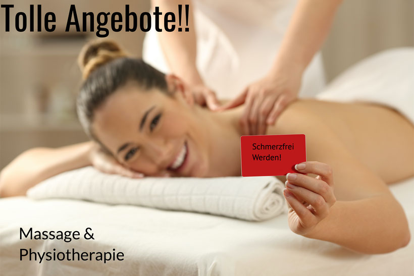 Sommer Aktion Physio Santewell