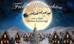 Schöne Weihnachten wünscht die Physiotherapie Santewell Basel!