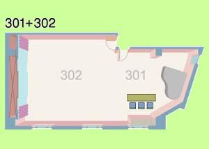301+302 見取り図