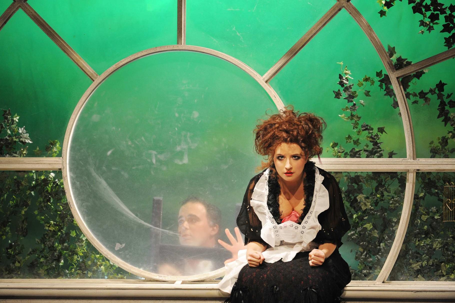Adele - Die Fledermaus - 2010/11 am Theater Erfurt - Kostüm: Angelika Rieck