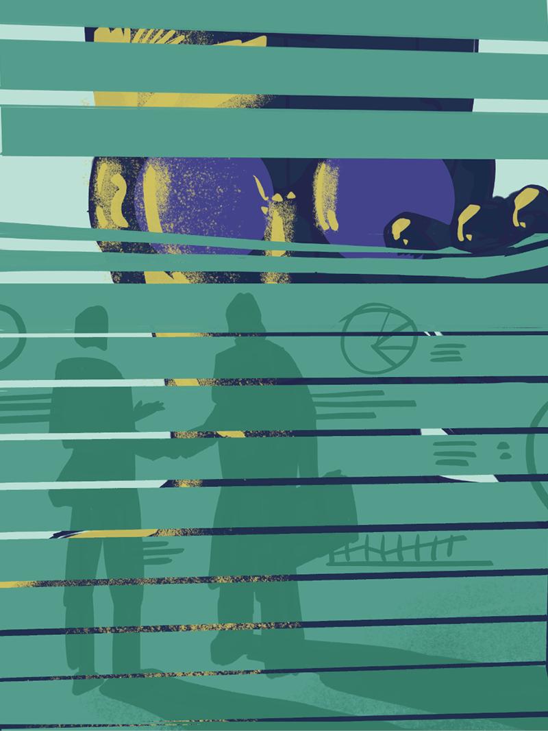 Prozess Aufmacher Spionage