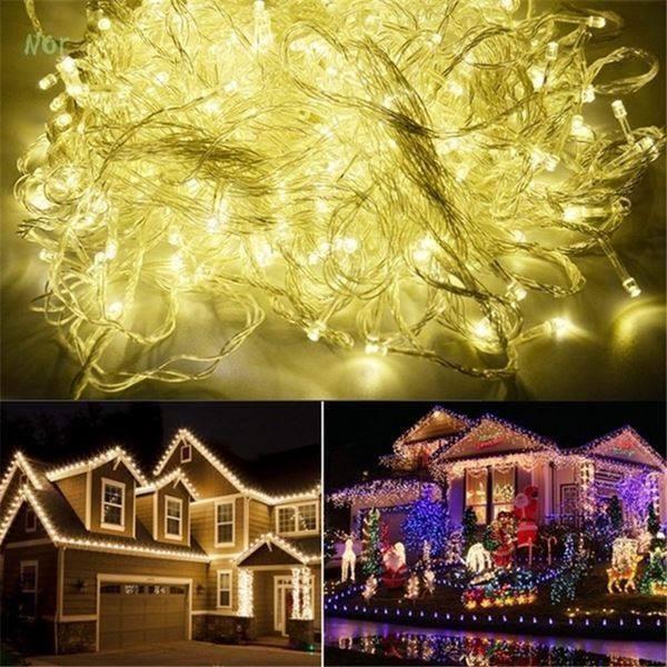 Elegant 50M / Warm Weiss LED Beleuchtung