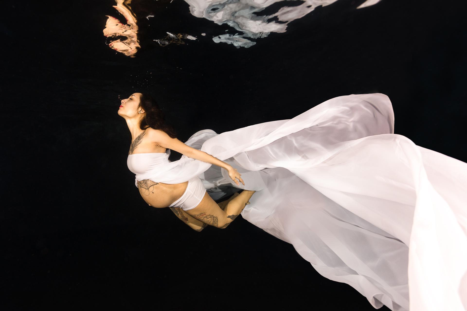 Unterwasser Fotoshooting Unterwasserfotograf Berlin