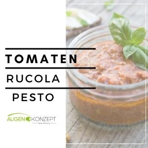 Tomaten Rucola Pesto