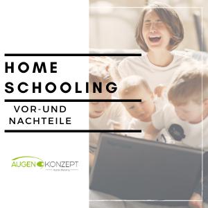 Die Vor-und Nachteile von Homeschooling