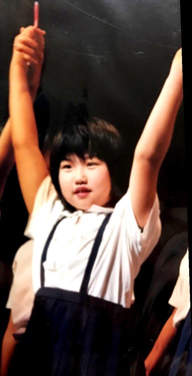 みか7歳ー初舞台