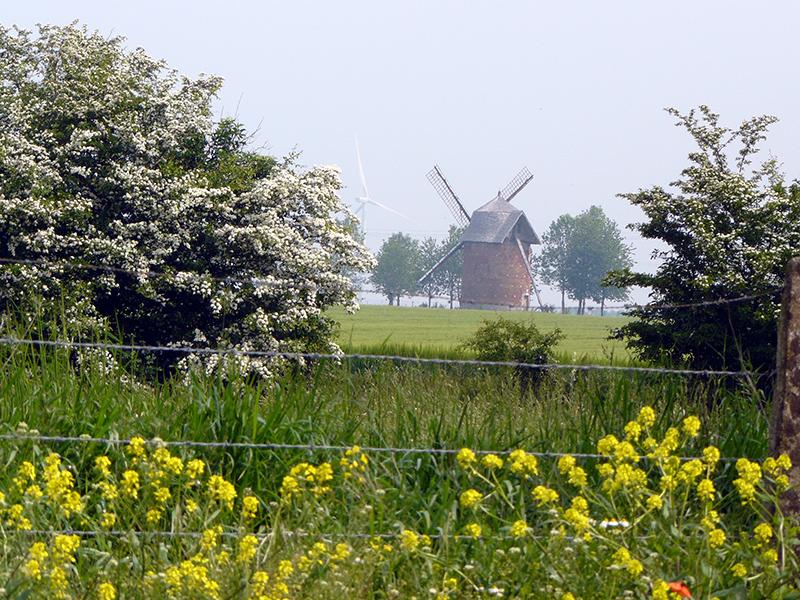 Le moulin de Candas
