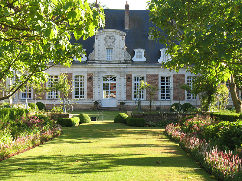 Château et jardins de Maizicourt