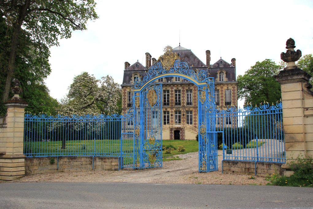 Château de Montigny-sur-l'Hallue