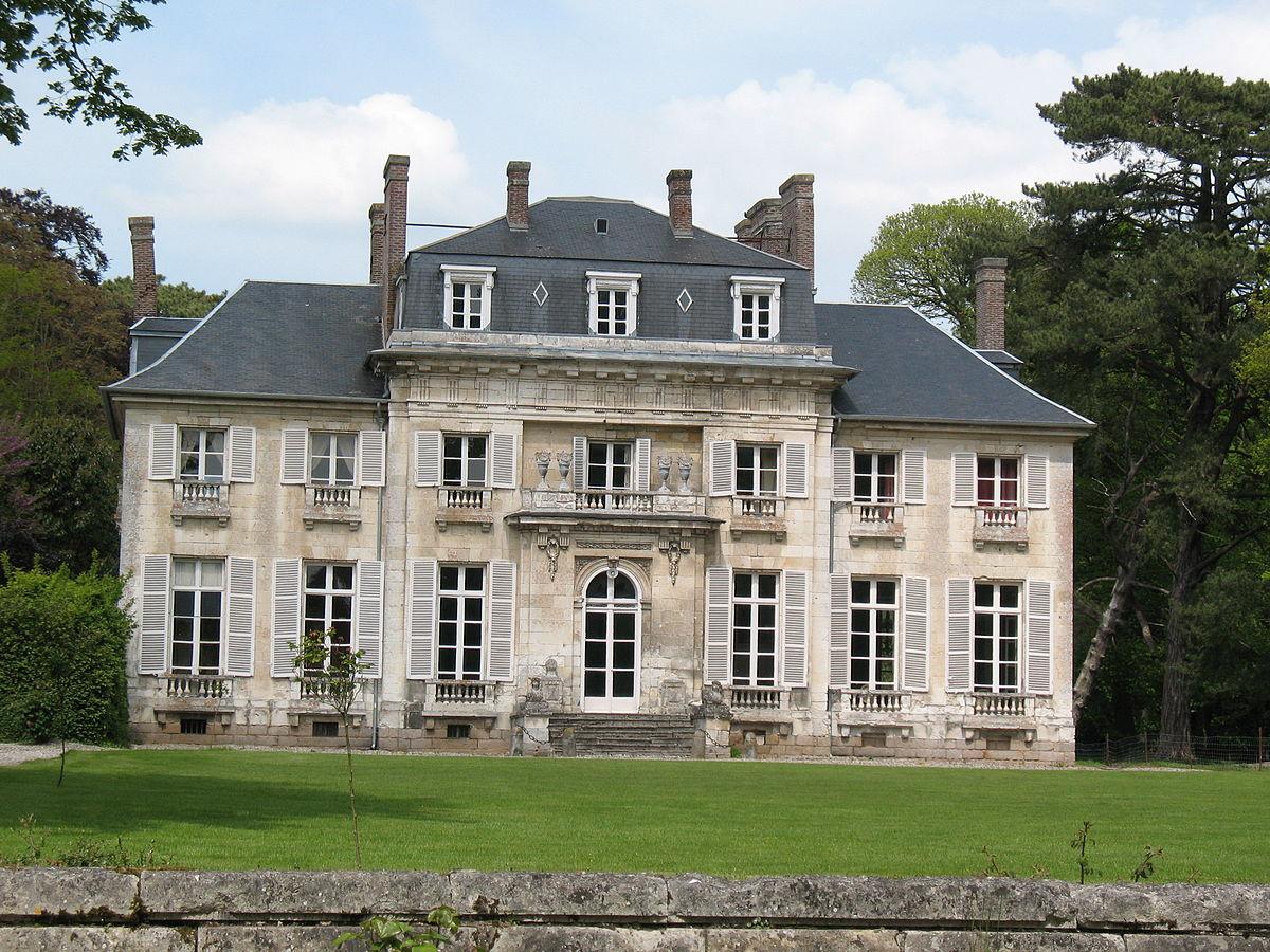 Château de Saint-Gratien