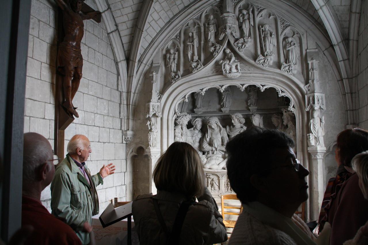 Mise au tombeau de 1583