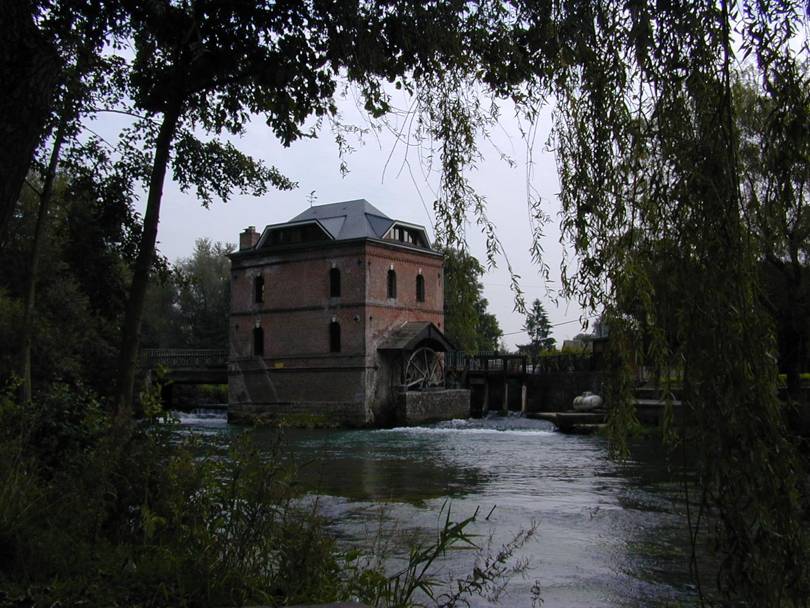 Le moulin de Hem-Hardinval