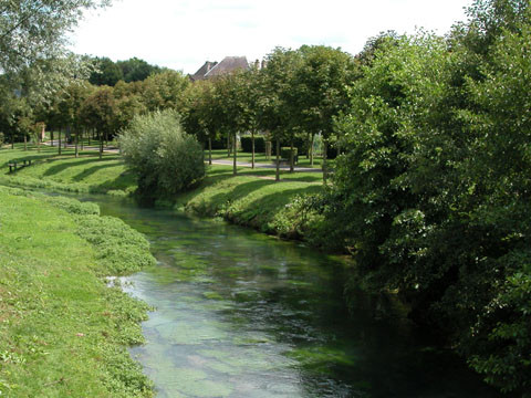 Authie river