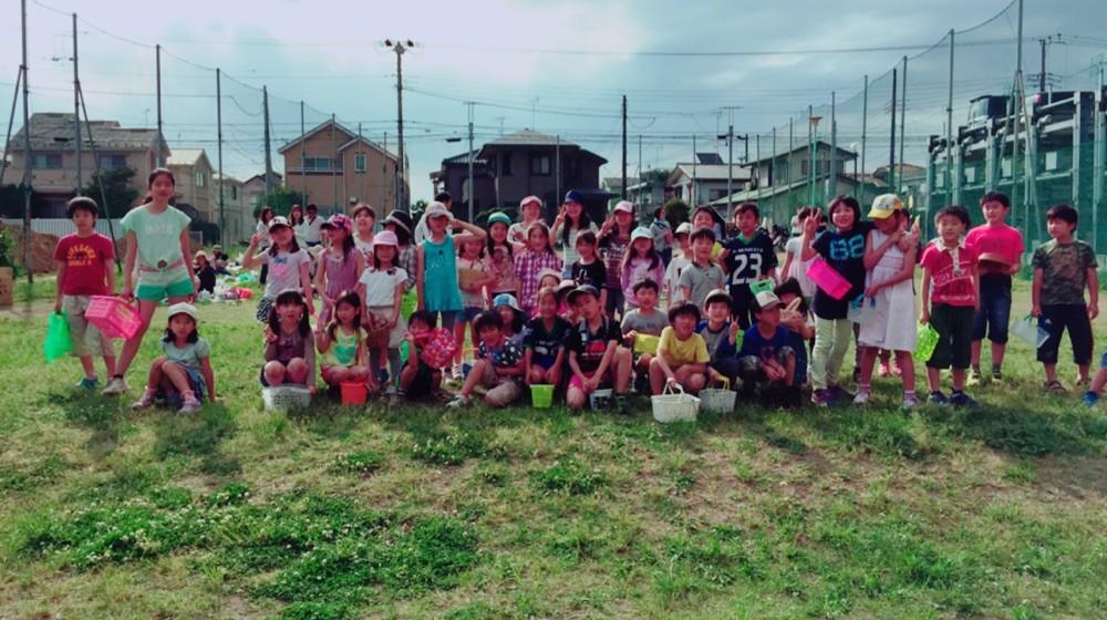 Easter 2015 小学生