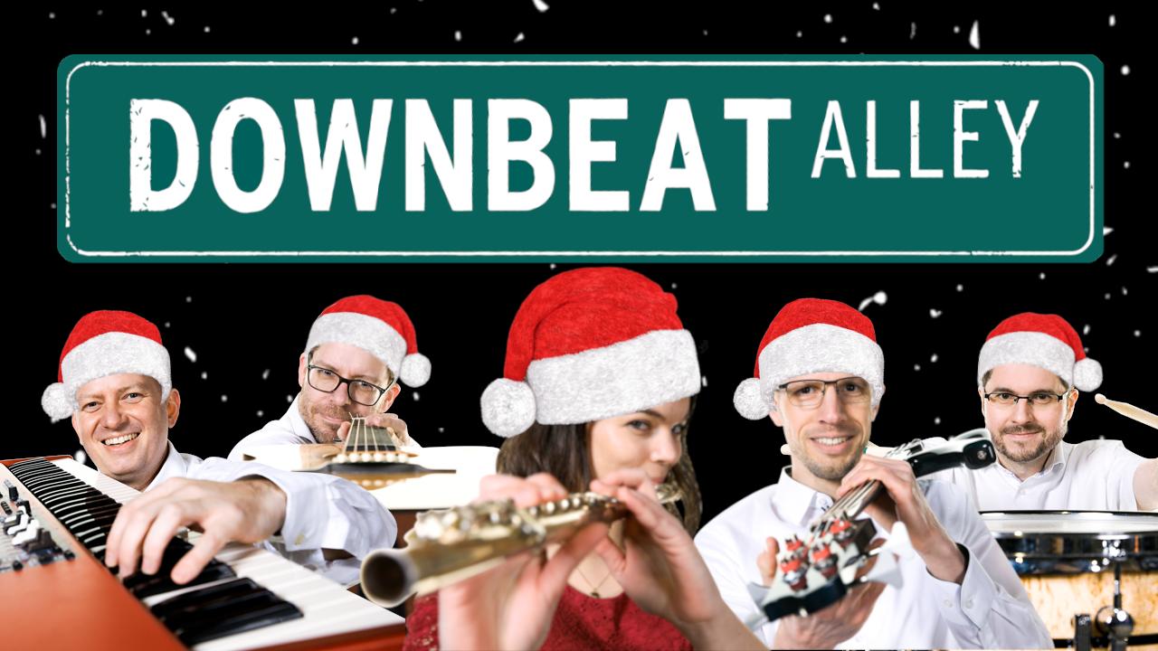 Downbeat Alley wünscht euch allen einen entspannten 3. Advent und tolle Feiertage!