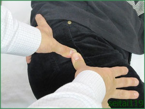梨状筋トリガーポイント治療