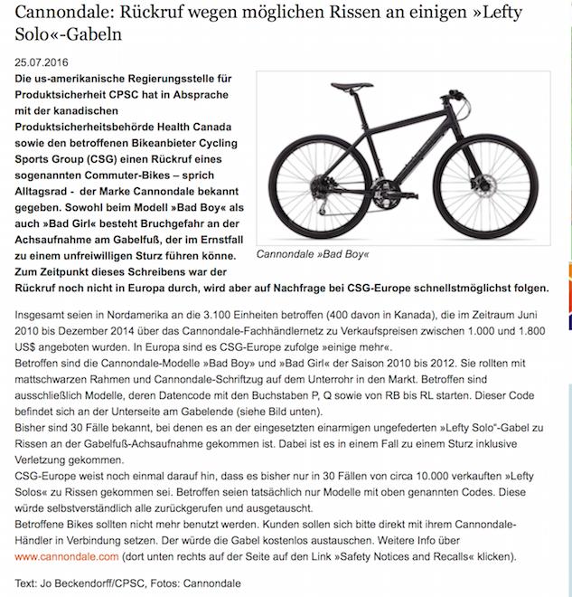Textquelle: http://www.radmarkt.de/nachrichten