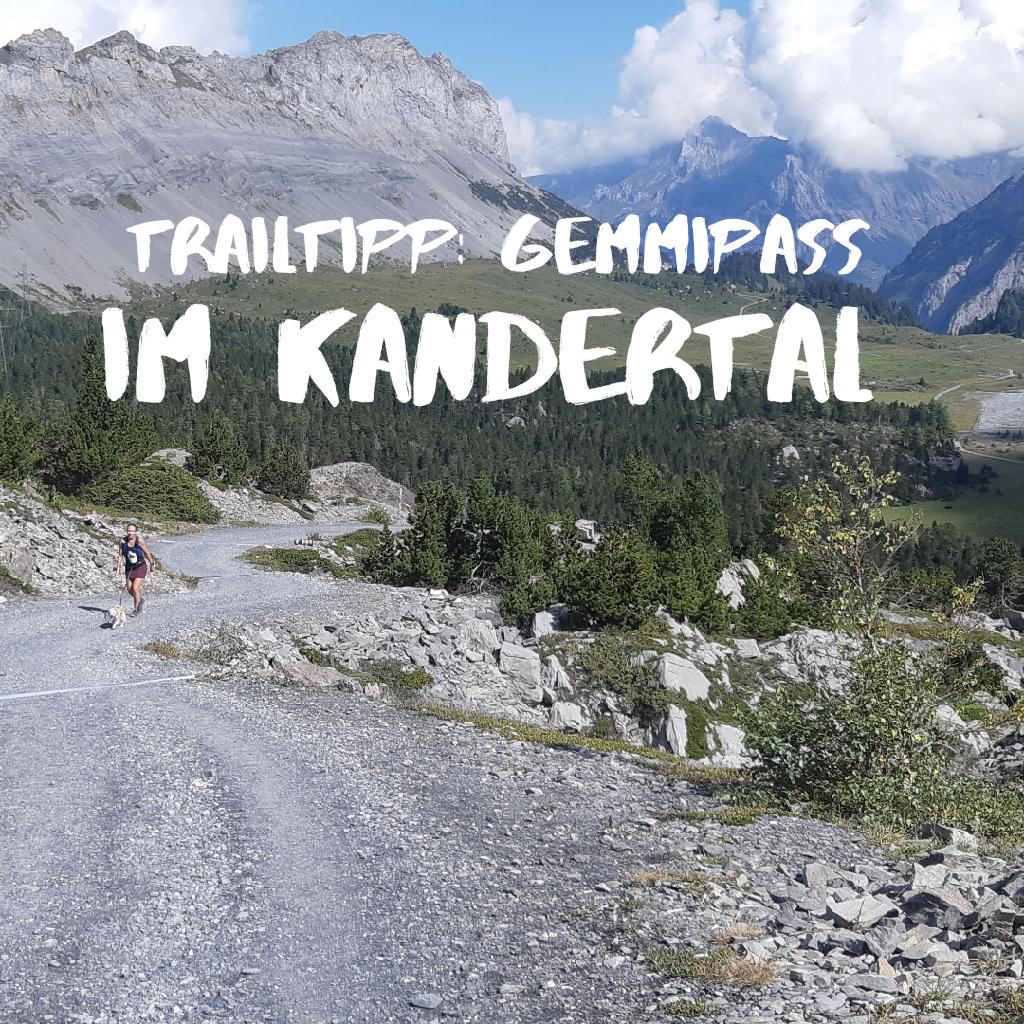 Trailtipp: Gemmipass im Kandertal