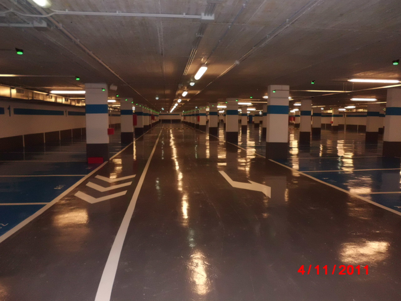 Parking Begoña