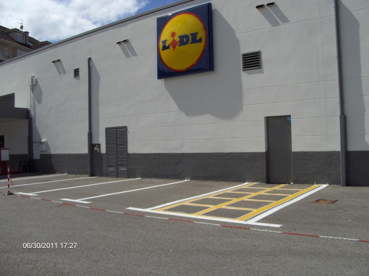 Parking Supermercado