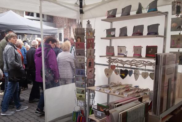 Kunsthandwerkermarkt Gimbte