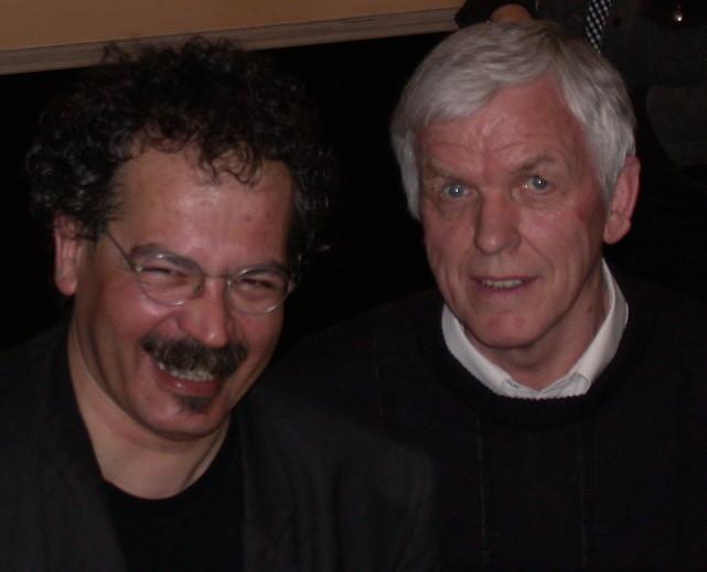 Gianmaria Testa & Kurt Gillé (hat den Witz verstanden)