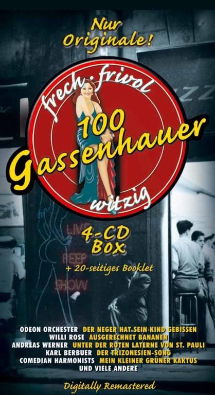 100 Gassenhauer Folge 1 - frech, frivol, witzig