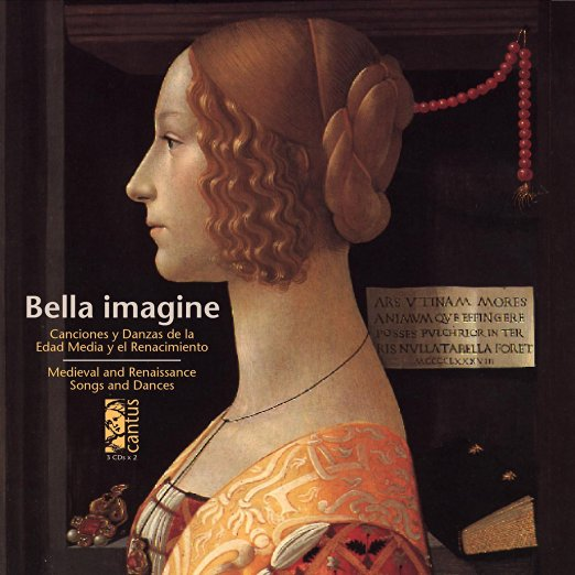 Bella Imagine - Songs & Dances 3 CD-Box-Set La Reverdie (Künstler, Orchester), Musica Antiqua (Künstler, Orchester), Currende (Künstler, Orchester), Various (Komponist), & 2 mehr