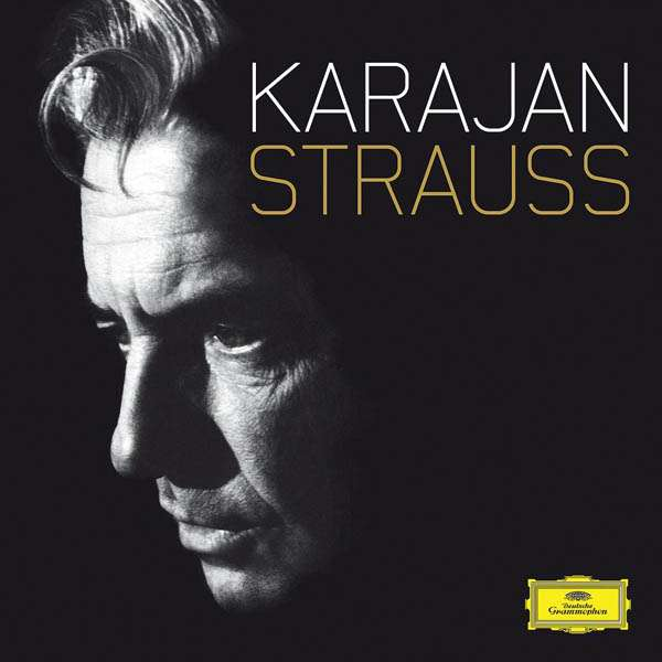 Richard Strauss (1864-1949) Karajan - Strauss - The Complete Analogue Recordings Gundula Janowitz, Lisa della Casa, Hilde Güden, Wiener Philharmoniker, Berliner Philharmoniker, Concertgebouw Orchestra, Herbert von Karajan 11 CDs, 1 Blu-ray Audio
