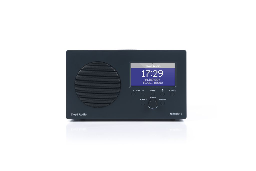 UKW Empfang / DAB+ / WECKER / BLUETOOTH / AUX / FB