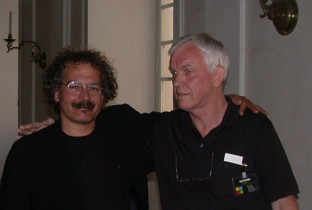 Gianmaria Testa & Kurt Gillé