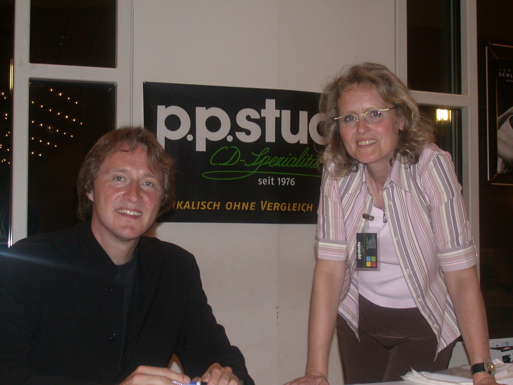 Albrecht Mayer & Karin Albrecht