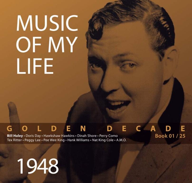 1948 kam die erste Vinyl-Schallplatte auf den Markt.