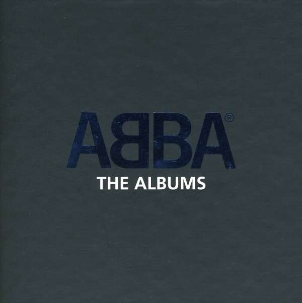 Abba  The Albums (Digi-Box) 9 CDs