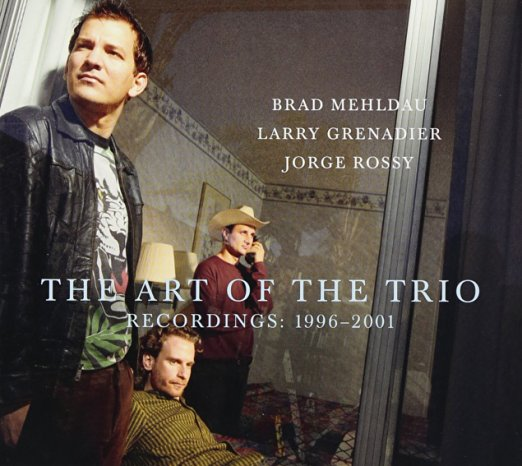 Brad Mehldau (geb. 1970)  The Art Of The Trio: Recordings 1996 - 2001 7 CDs