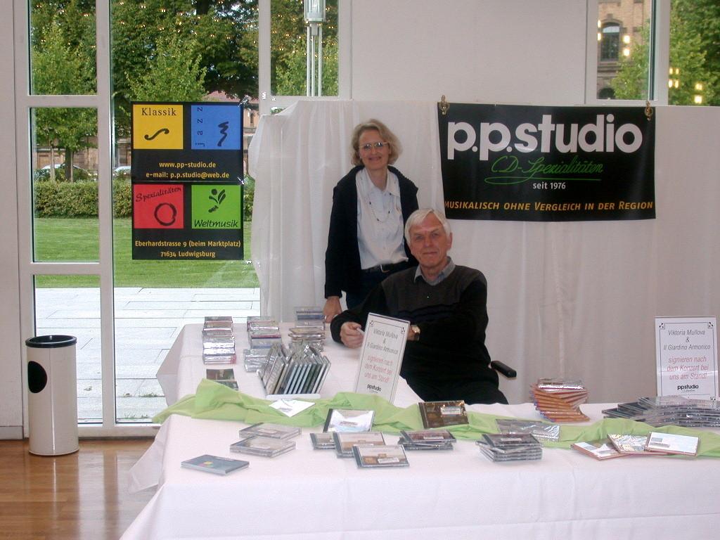 p.p.studio Team (Karin Albrecht & Kurt Gillé)