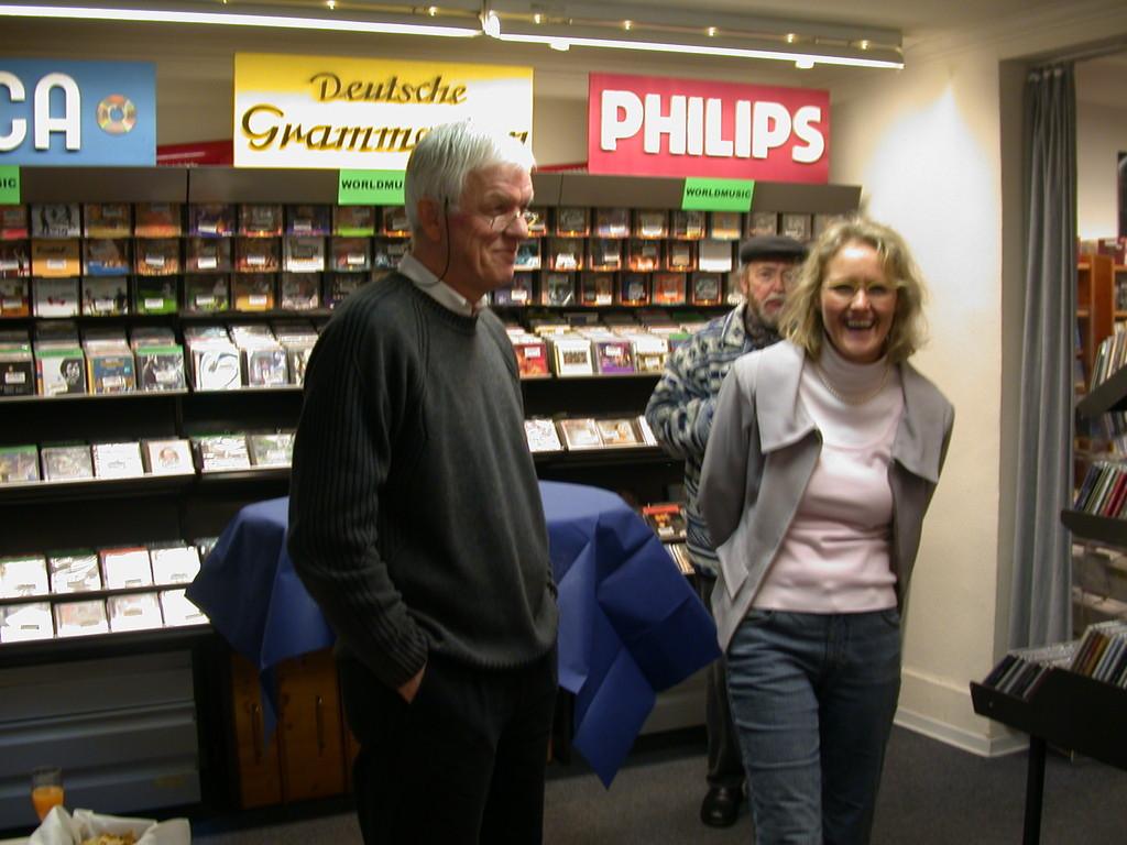 Das bewährte p.p.studio Team Kurt Gillé & Karin Albrecht