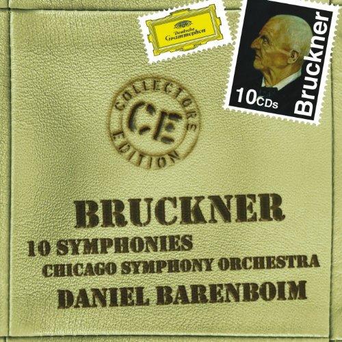 Anton Bruckner-Sämtliche Sinfonien 0-9 (Ga)2011 | Box-Set (10 CDs) von Barenboim,Daniel und Norman,Jessye