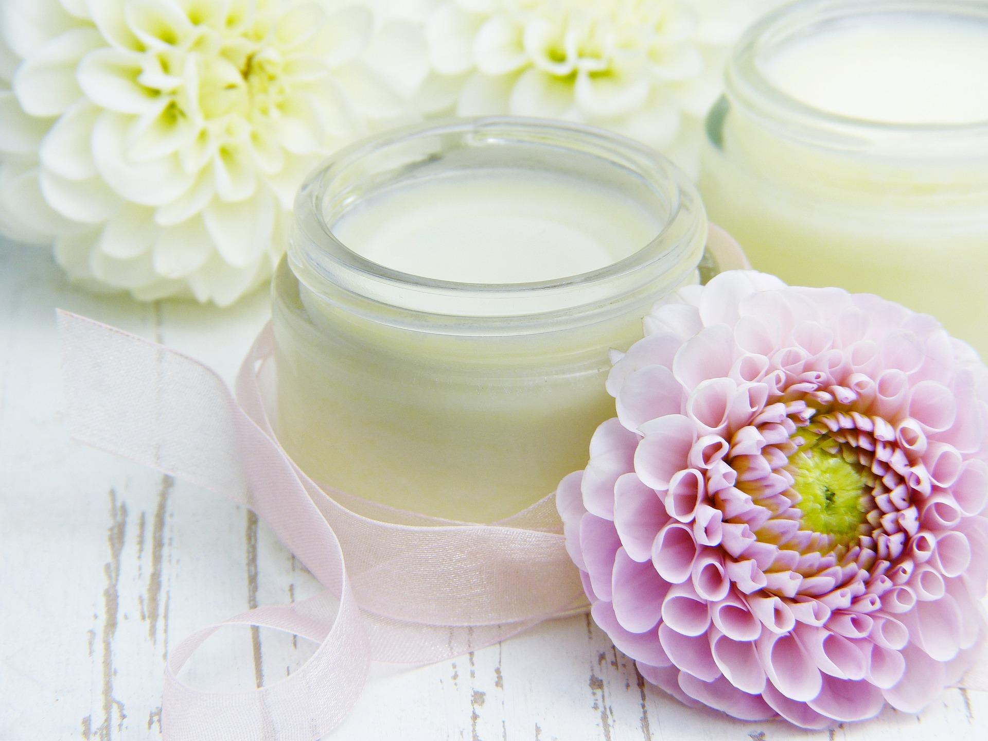 Atelier de fabrication cosmétique