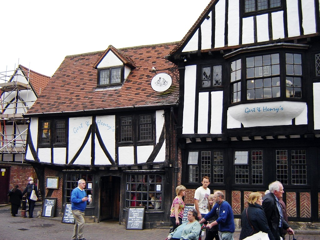 Die historischen Bauten von York