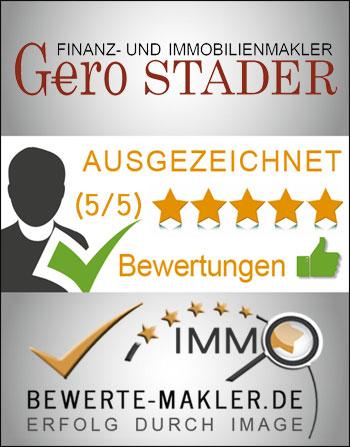 IMMOBILIENMAKLER BERLIN GERO STADER IMMOBILIEN MAKLEREMPFEHLUNG MAKLERBEWERTUNGEN MAKLERVERGLEICH MAKLERTEST