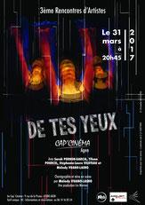Danse & Théâtre au Cap'cinéma