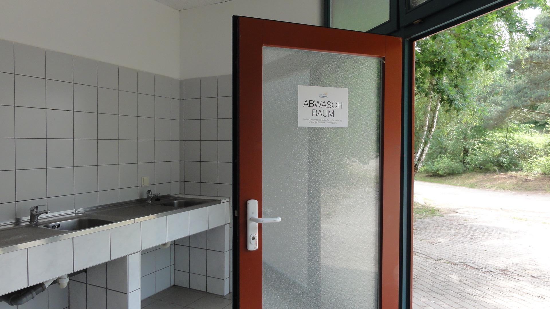 Der Geschirrspülraum in jedem Sanitärhaus
