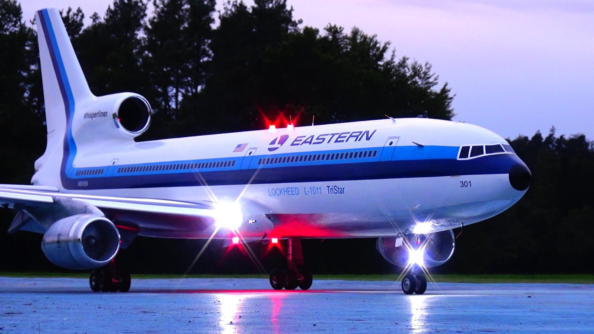 Lockheed TriStar L-1011 Rollout