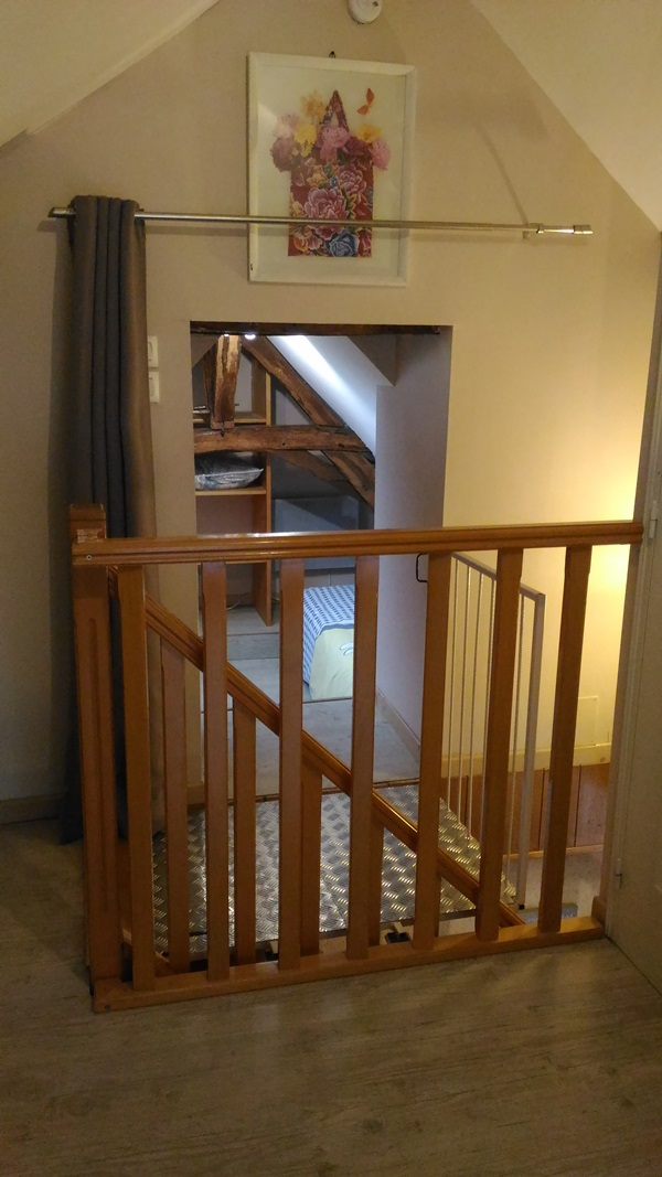 L'accès sécurisé chambre 2