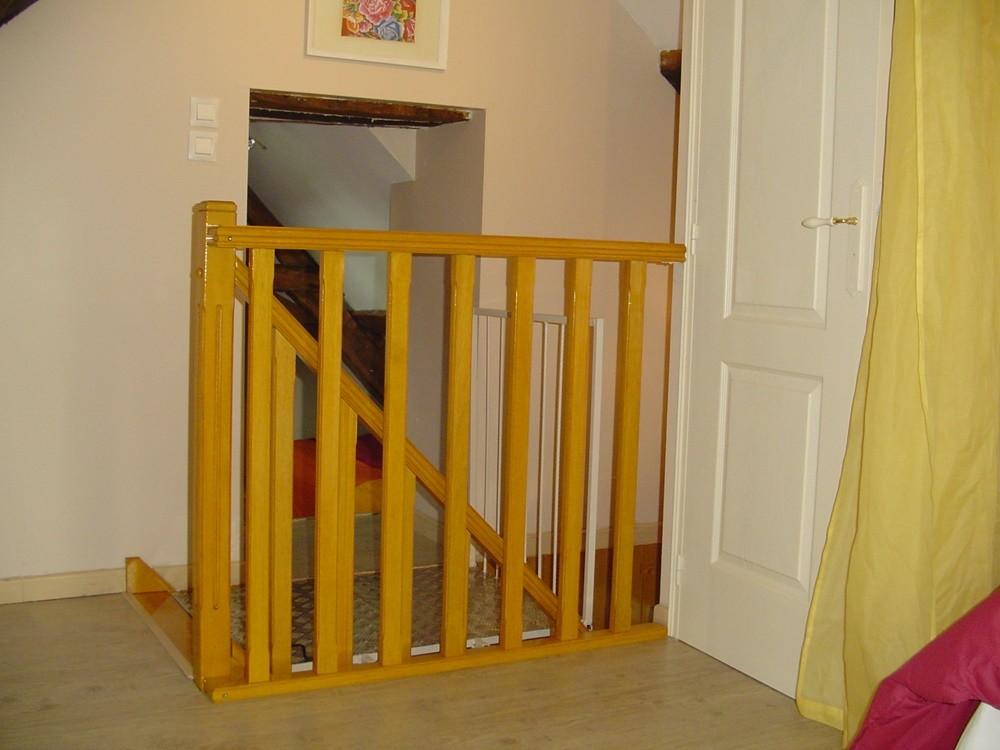 L'accès une chambre